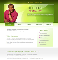 The Hope Foundation